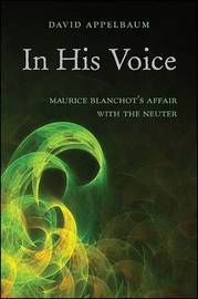 In His Voice by David Appelbaum image