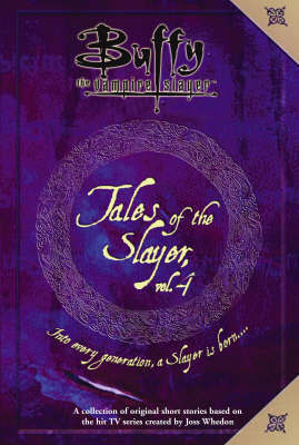 Tales Of The Slayer Volume 4 by Simon Schuster UK