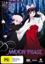Tsukuyomi Moon Phase V05 on DVD