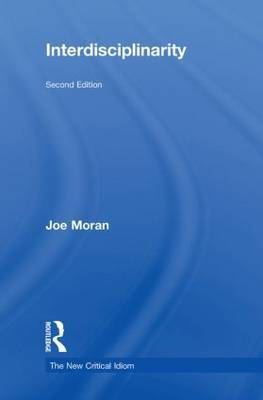 Interdisciplinarity by Joe Moran