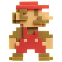 "Nintendo World: 2.5"" Character Figure - 8-Bit Mario"