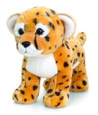 """Keel Toys: Cheetah - 12"""" Roaring Plush"""