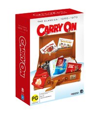 Carry On The Classics 1966-1970 on DVD image
