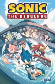 Sonic The Hedgehog, Vol. 3 Battle For Angel Island by Ian Flynn