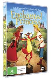 Enchanted Princess on DVD