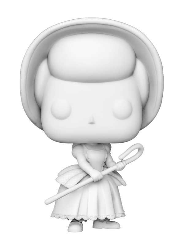 Disney: Bo Peep - D.I.Y. Pop! Vinyl Figure