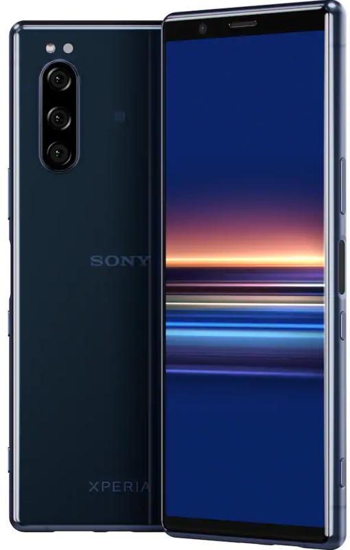 Sony Xperia 5 128GB / 6GB RAM (Dual Sim) - Blue