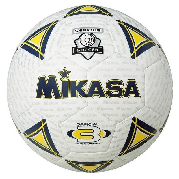 Mikasa SS30-BY Football (3)