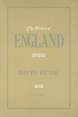The History of England: v. 5 by David Hume image