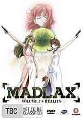 Madlax - Vol. 7: Reality on DVD