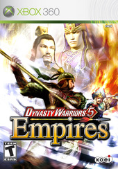 Dynasty Warriors 5: Empires for Xbox 360
