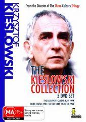 Kieslowski Collection, The (5 Disc Box Set) on DVD