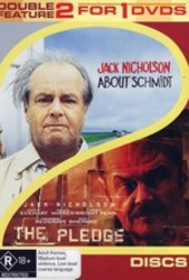 About Schmidt / The Pledge - Double Feature (2 Disc Set) on DVD