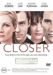 Closer on DVD