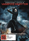 Abraham Lincoln: Vampire Hunter on DVD