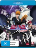 Bleach the Movie 2: The Diamond Dust Rebellion on Blu-ray