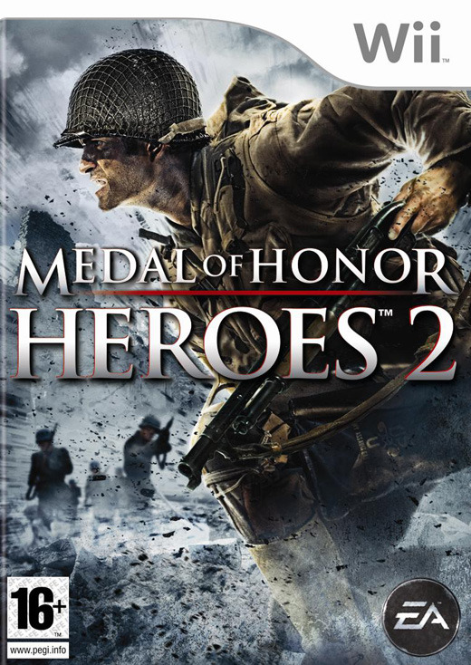 Medal of Honor: Heroes 2 for Nintendo Wii