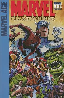 Marvel Age: Marvel Classic Origins by Stan Lee (Zeneca Pharmaceuticals, Macclesfield, Cheshire)