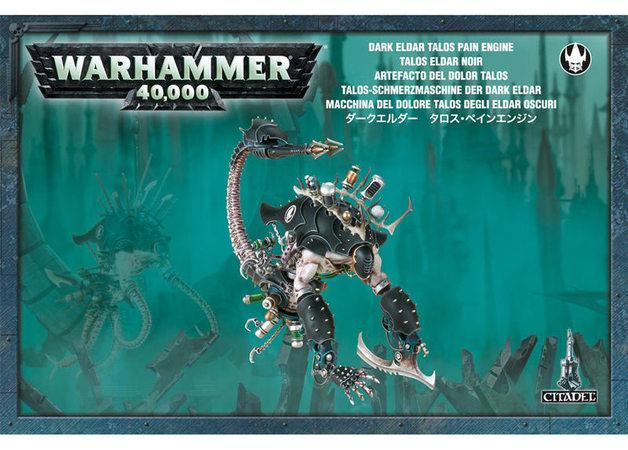 Warhammer 40,000 Dark Eldar Talos Pain Engine
