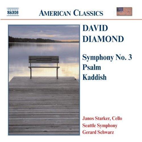Symphony No. 3; Psalm, Kaddish image