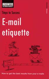 Steps to Success E-mail Etiquette image