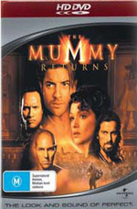 The Mummy Returns on HD DVD
