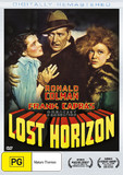 Lost Horizon on DVD