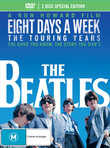 The Beatles: Eight Days a Week - The Touring Years (Deluxe DigiBook Edition) on DVD