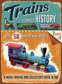 Trains by Philip Steele
