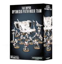 Warhammer 40,000 Tau Empire Optimised Pathfinder Team