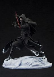 Star Wars: The Force Awakens Kylo Ren ArtFX Statue