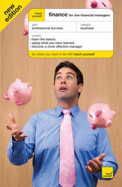 Teach Yourself Finance for Non Financial Managers by Philip Ramsden image