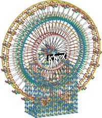 K'NEX: Thrill Rides - 6-Foot Ferris Wheel image