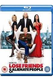 How To Lose Friends & Alienate People on Blu-ray
