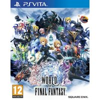 World of Final Fantasy for PlayStation Vita