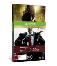 Hitman Definitive Steelbook Edition for Xbox One
