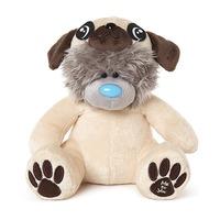 Tatty Teddy Dressed As Pug