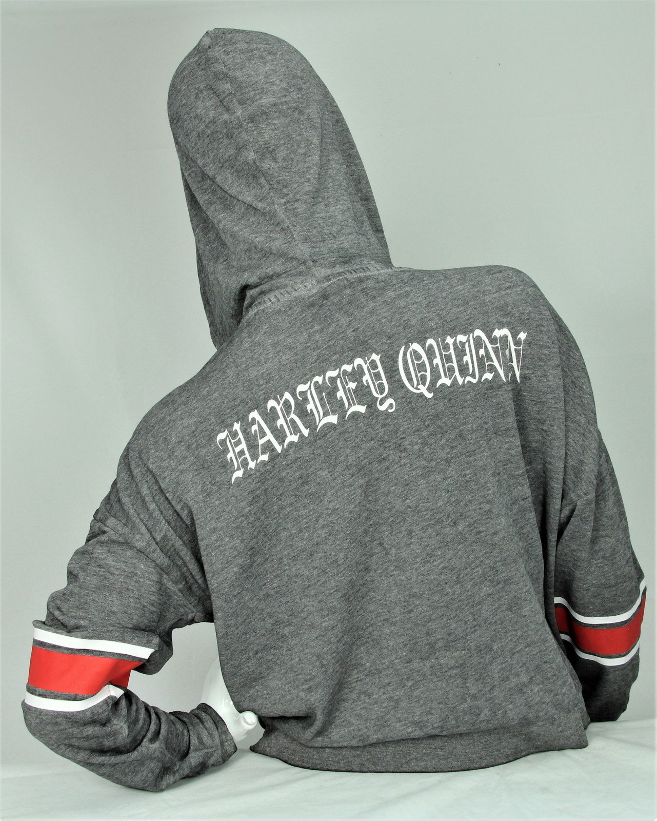 DC Comics: Harley Quinn - Lace-Up Hoodie (2XL) image
