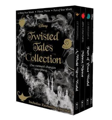 Disney: Twisted Tales Collection (Books 1-3 & Journal)