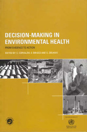 Decision-Making in Environmental Health by D. Briggs image