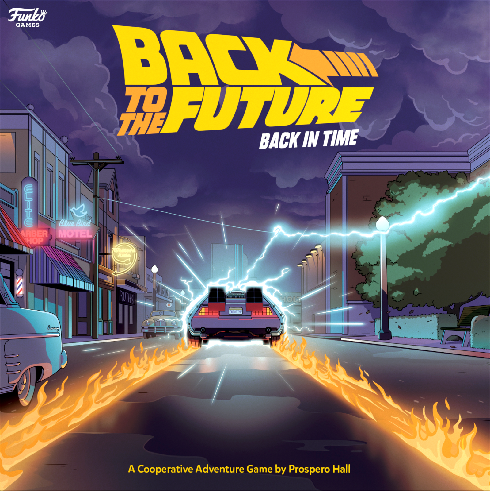 Back To The Future: Back in Time - Strategy Game image