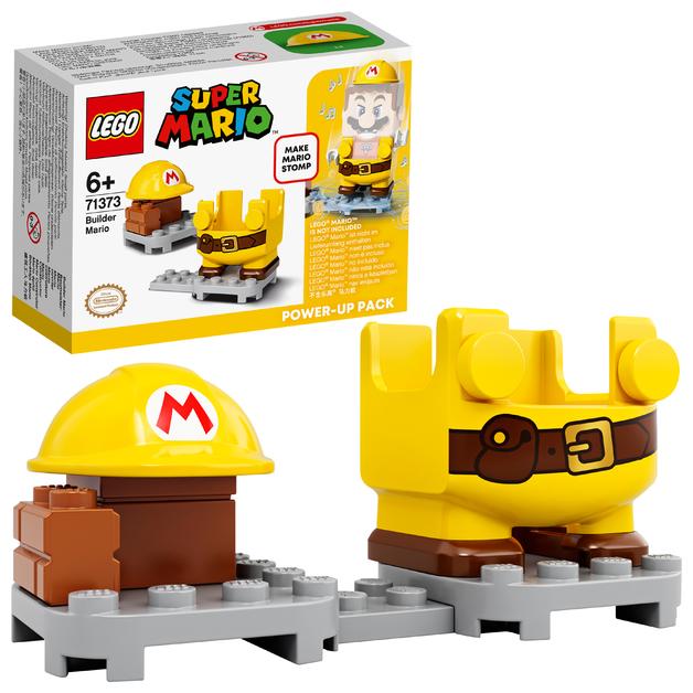 LEGO Super Mario: Builder Mario Power-Up Pack (71373)