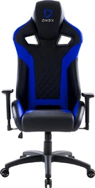 ONEX GX5 Gaming Chair (Black & Navy) for