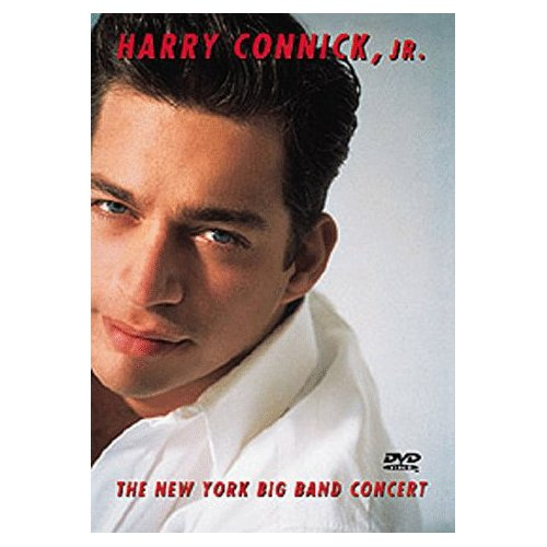 Harry Connick Jr - The New York Big Band Concert on DVD image