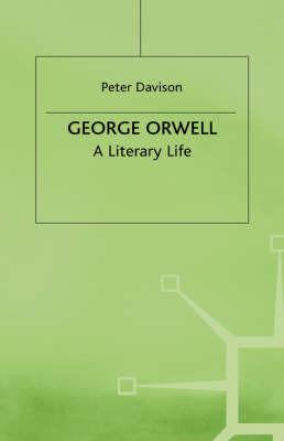 George Orwell by P Davison image