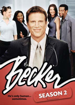 Becker - Season 2 (3 Disc Set) on DVD image
