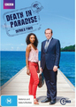 Death in Paradise - Series 2 on DVD