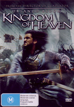 Kingdom Of Heaven (Single Disc) on DVD
