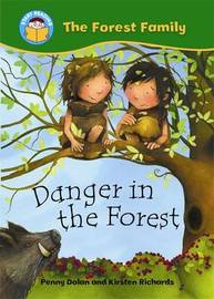 Start Reading: The Forest Family: Danger in the Forest by Penny Dolan image