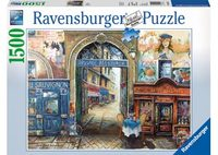 Ravensburger: Passage To Paris Puzzle 1500 Pc
